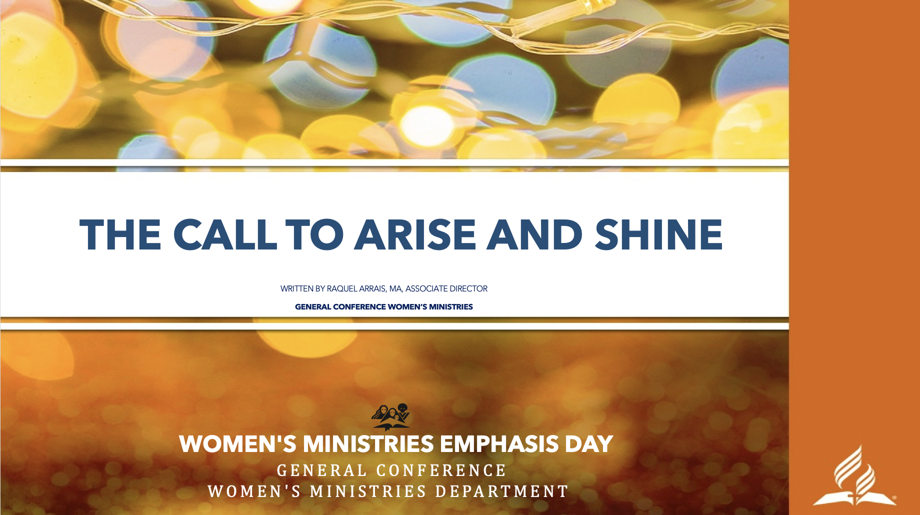 Adventist Women's Ministries | Women's Ministries Emphasis Day